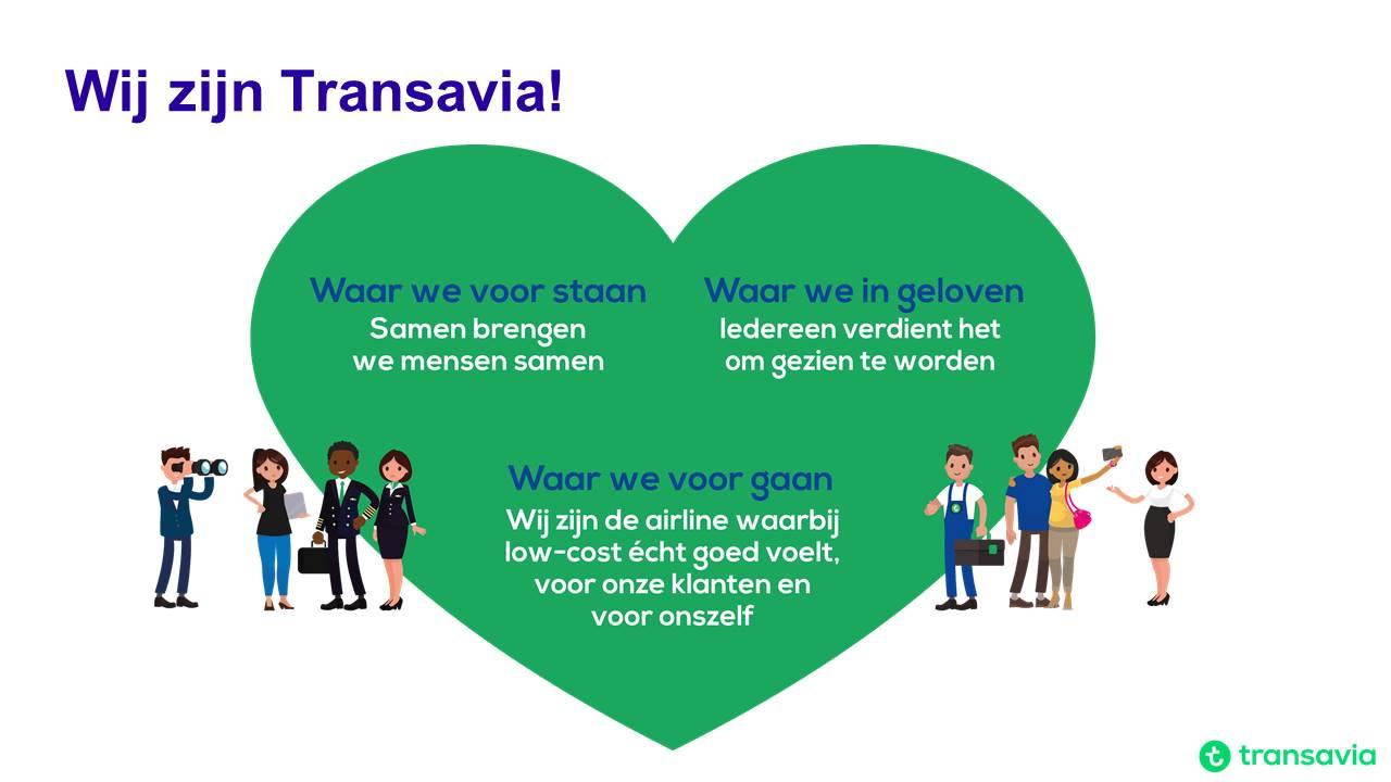 wij zijn Transavia