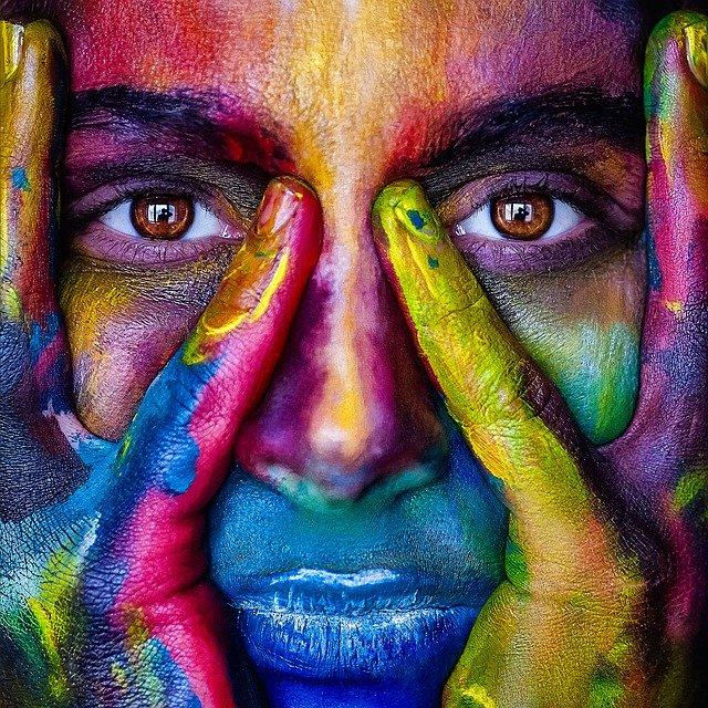 Kleuren in de People Change Scan